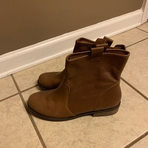 Sole society ankle boots